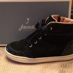 Jacadi Girls Paris Poncho kids sneakers